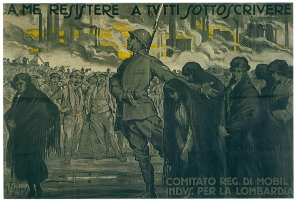 Ambiguities of Italian WWI home…