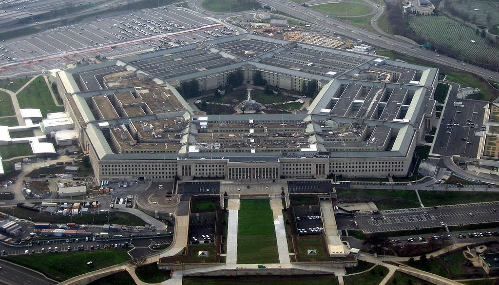 RT @intlspectator: US Defense Department…