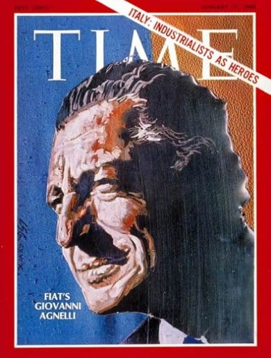 Time's coverage of Italy: Berlinguer…