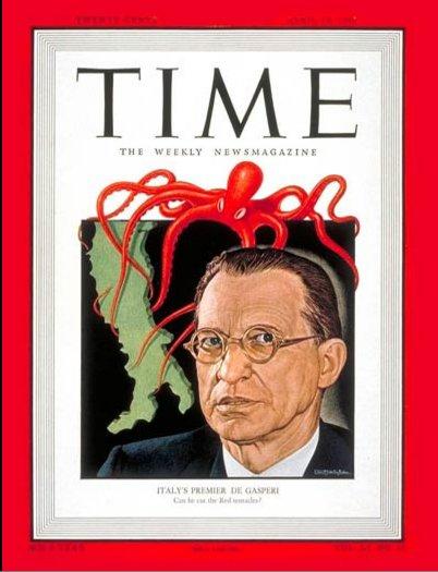 Time on the decisive Italian…