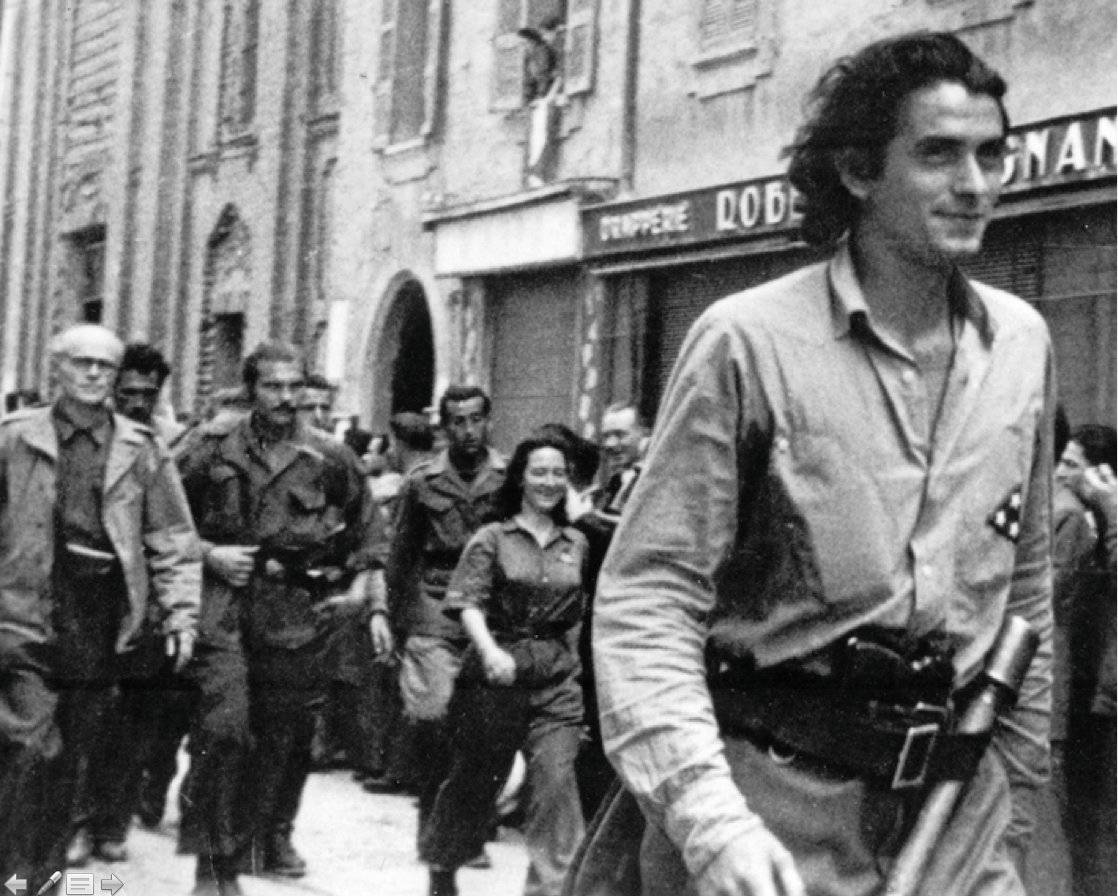 Italy spring 1945: the heroic…