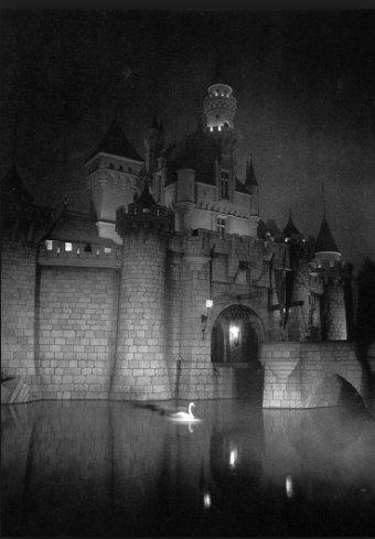 Disneyland by Diane Arbus, 1962.…
