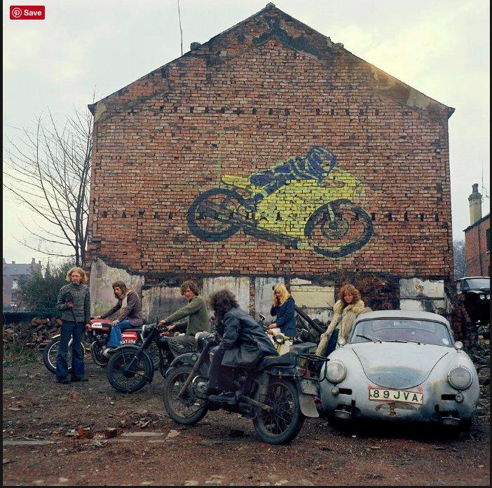 Nostalgia: British cities in the…