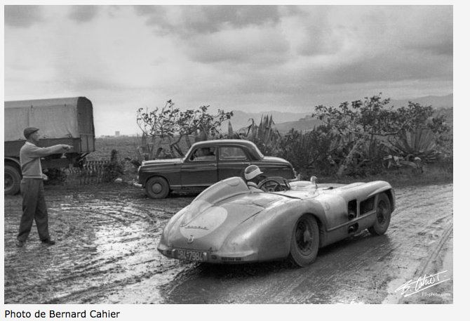 Bernard Cahier 300 SLR de…