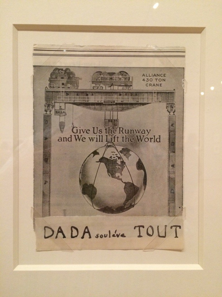 Dada lifts all 1921 Soupault…