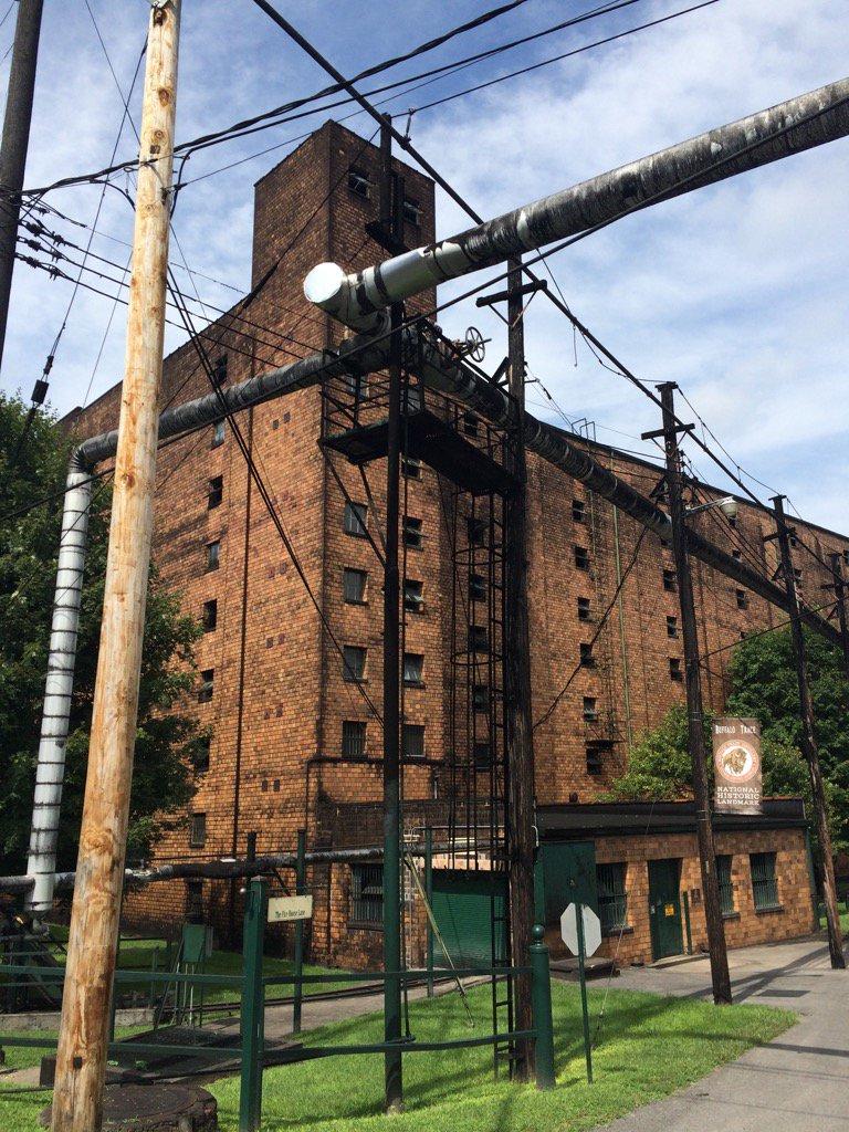 Buffalo Trace distillers, Frankfurt KY…