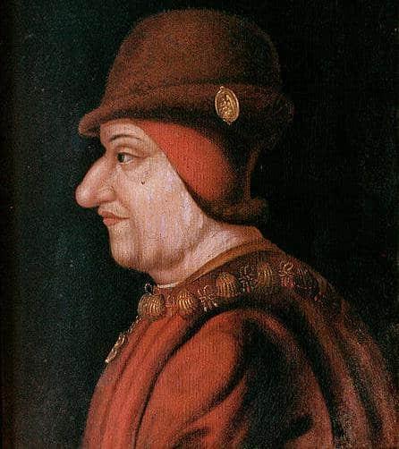 RT @Revizorsb: Louis XI est…