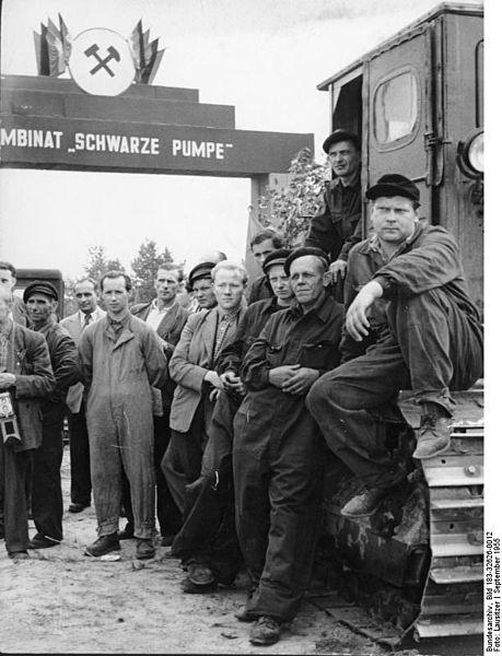 RT @HistoryNed: #GDR #OTD 1955…