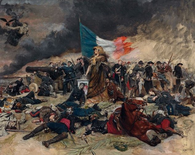 RT @Histoire_image: #cejourla 19/09/1870 début…