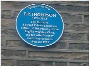 EP Thompson (1924-1993) ... https://t.co/RV0ktpT9Wk