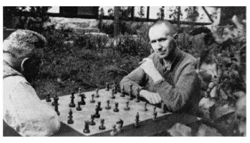 A Brecht v. Benjamin chess…