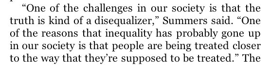 From Suskind's Confidence Men. Larry…