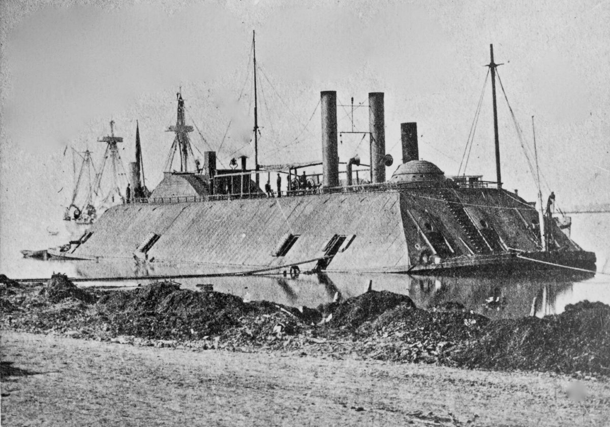 RT @theretronaut: 1861-1864: Ironclads https://t.co/fLr4gPXqMf…