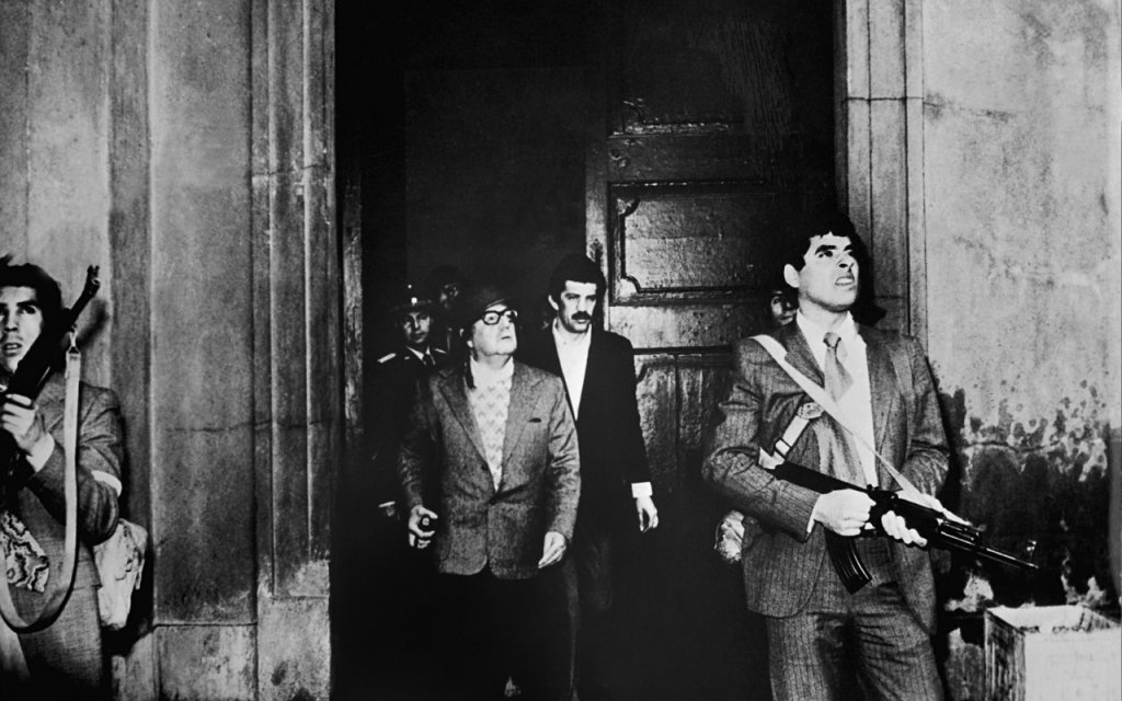 RT @oldpicsarchive: Chilean Coup, 1973…