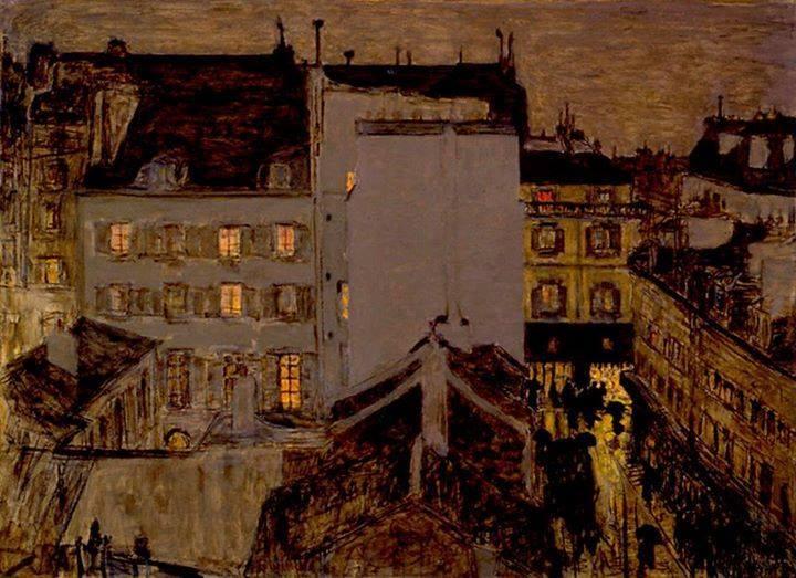 RT @rabihalameddine: Pierre Bonnard, Montmartre…