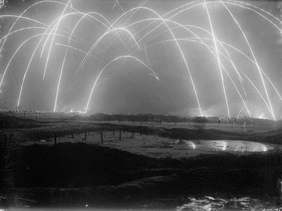 RT @WarHistoryOL: This is Trench…