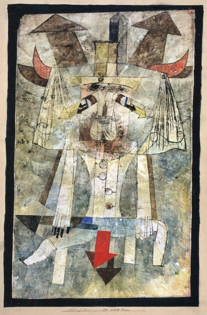 RT @MenschOhneMusil: Paul #Klee, The…