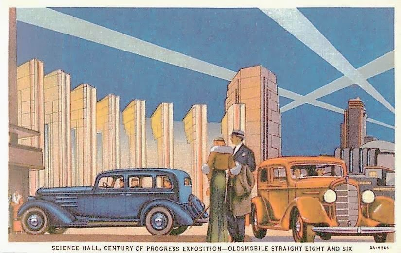 RT @Oniropolis: Postcard from 'A…