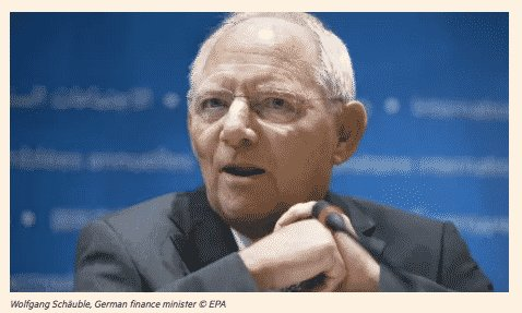 Europe's Political Economy: Schäuble's Disastrous…