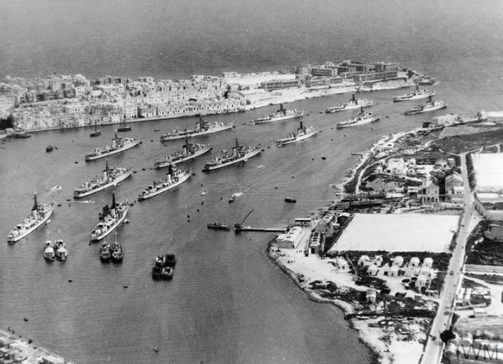 RT @CcibChris: Royal Navy Mediterranean…