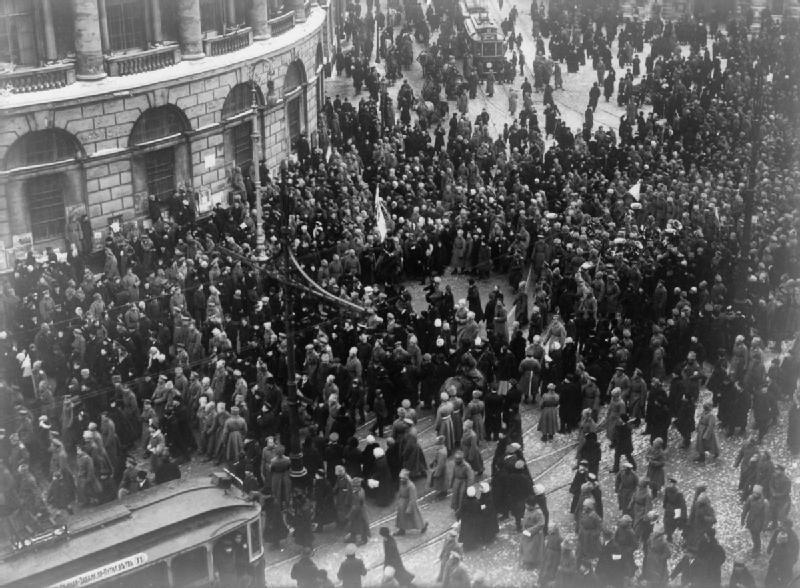 RT @RT_1917: #Petrograd: Deserters swelling…