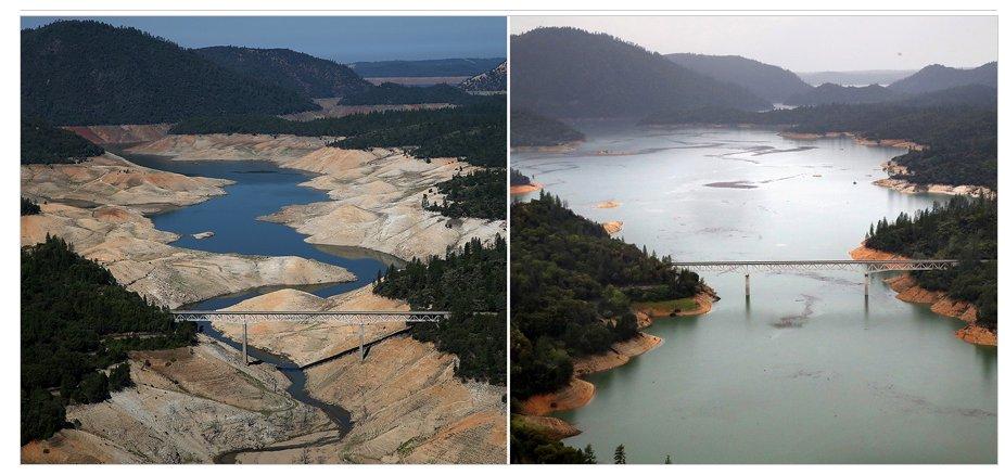 Astonishing images of California's landscape…