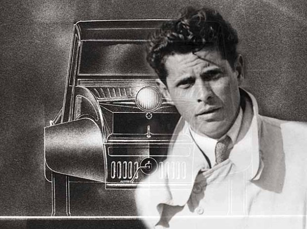 André Lefebvre and the 2CV.…