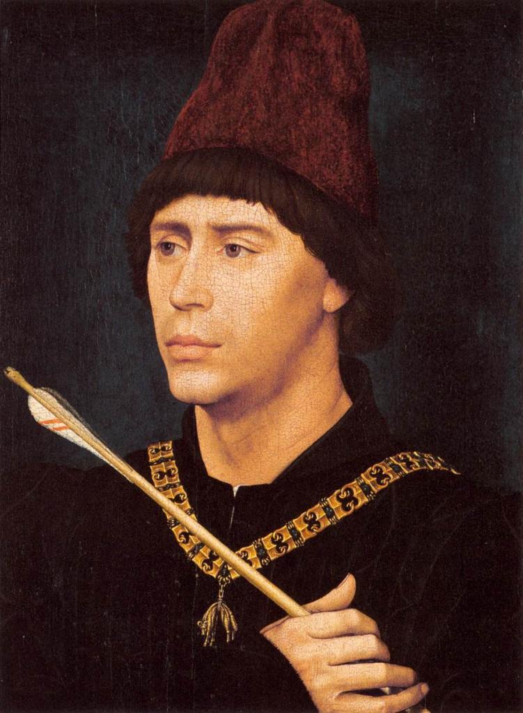 RT @Revizorsb: Van der Weyden.…