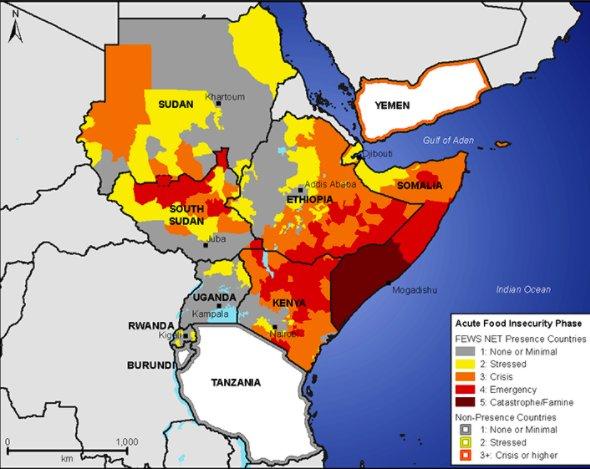 2011 drought in Somalia saw…