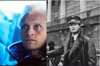 1982: Rutger Hauer in Blade…