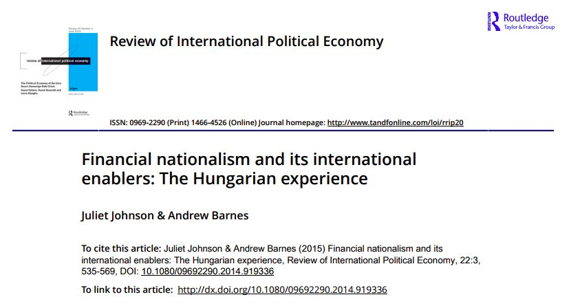 On Hungarian nationalism and its…