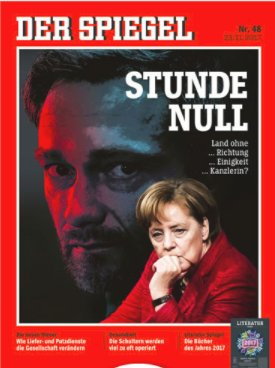 Zero hours for the post-Merkel…
