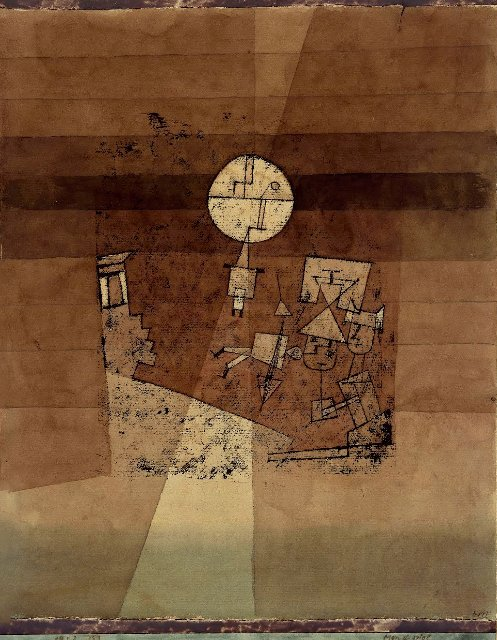 RT @literatura_rte: Moon play  (1923) Paul…