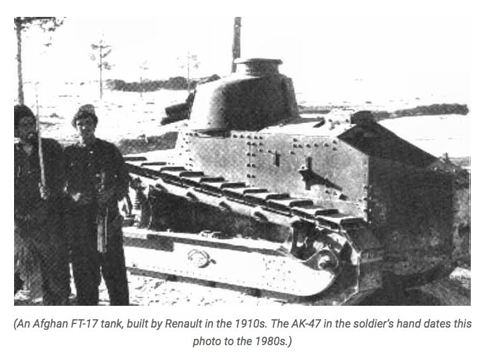 This is a Renault F17…
