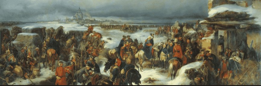War in Germany: Prussia and…