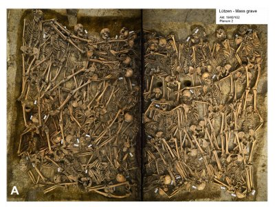 Fascinating forensic archaeology of the…
