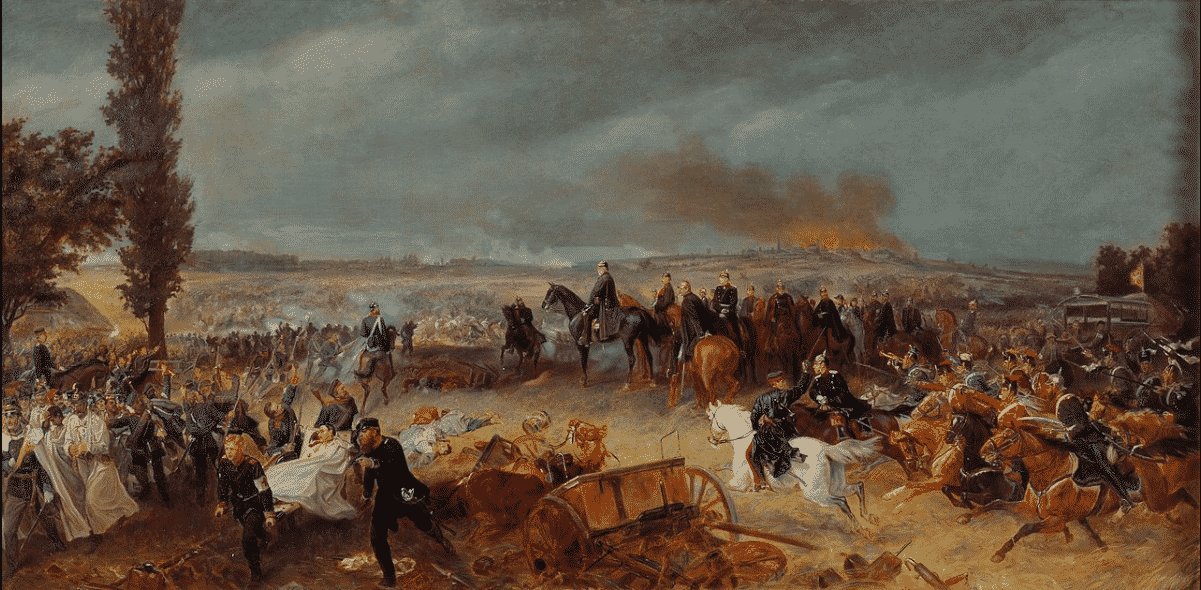 War in Germany: Bismarck and…