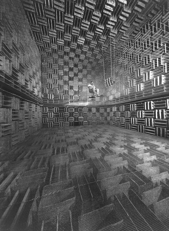 RT @historylvrsclub: Bell Telephone Acoustics…