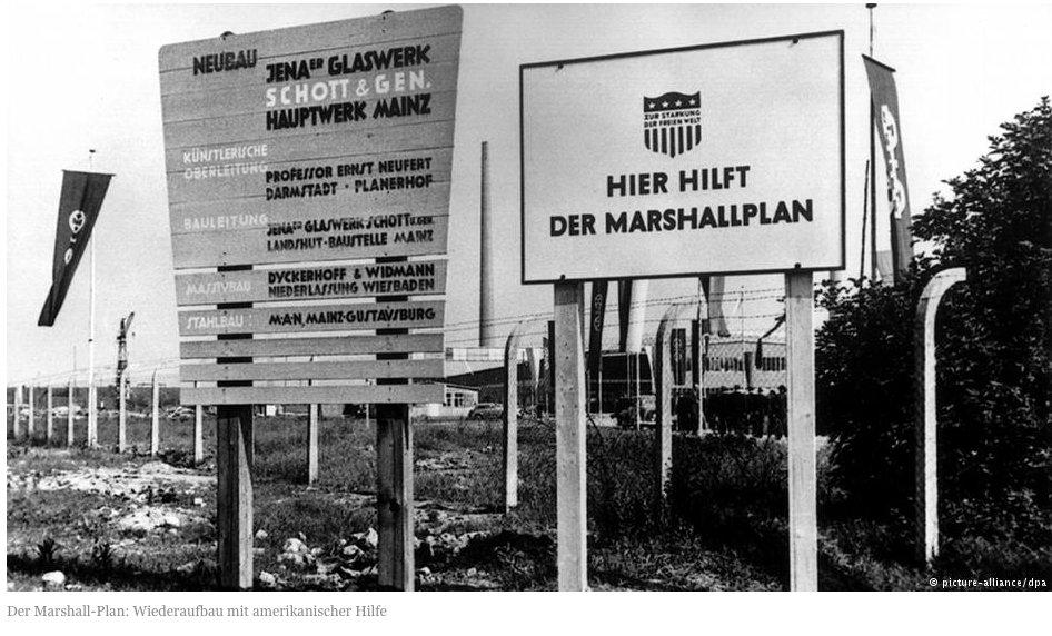 Marshall Plan propaganda in postwar…