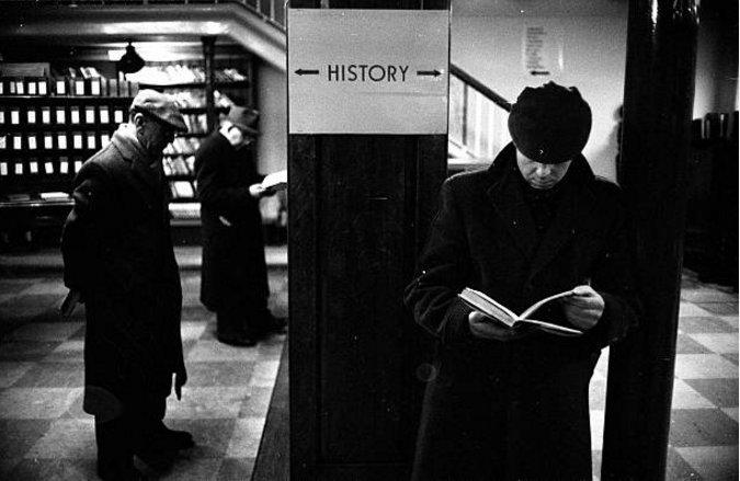 RT @dean_frey: Hartlepool Library, 1962 Photo:…