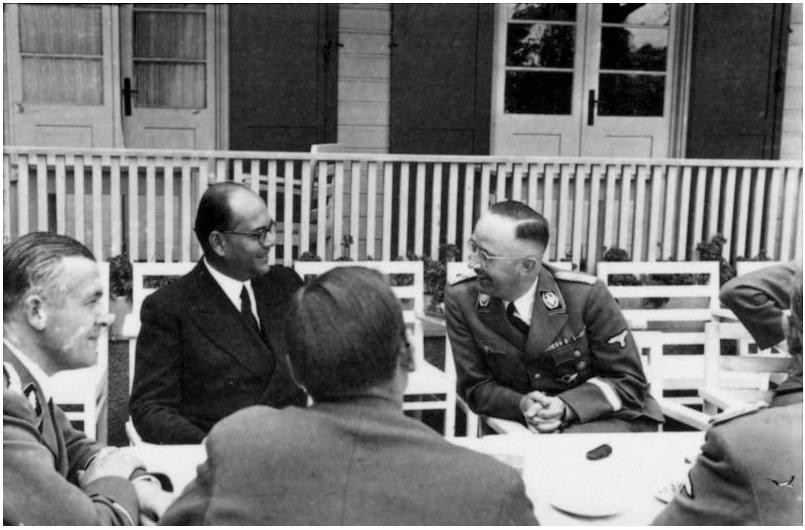 Subhas Chandra Bose in conversation…