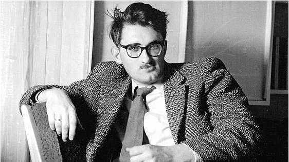Habermas in 1956 the year…