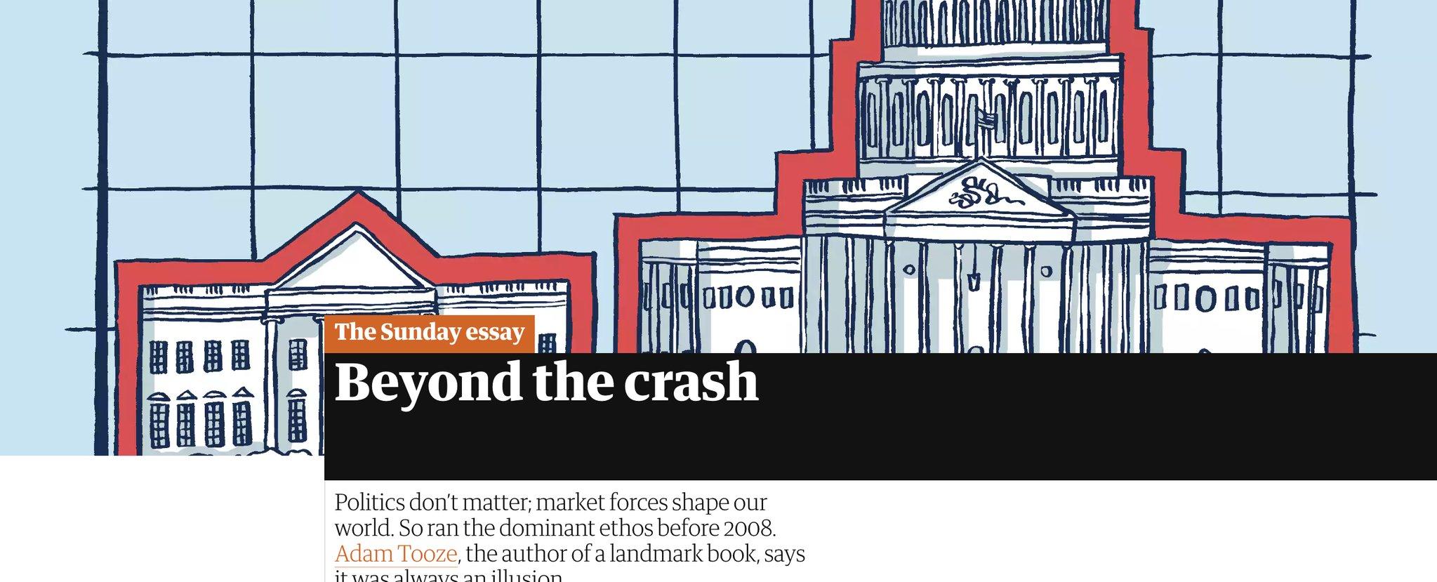 Framing Crashed (4): The City…