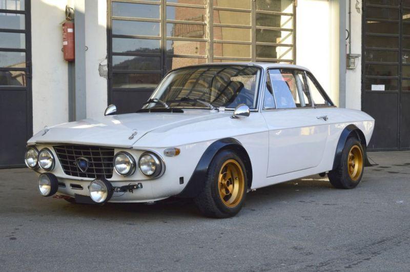 RT @ItaliAuto: Lancia Fulvia Rally…