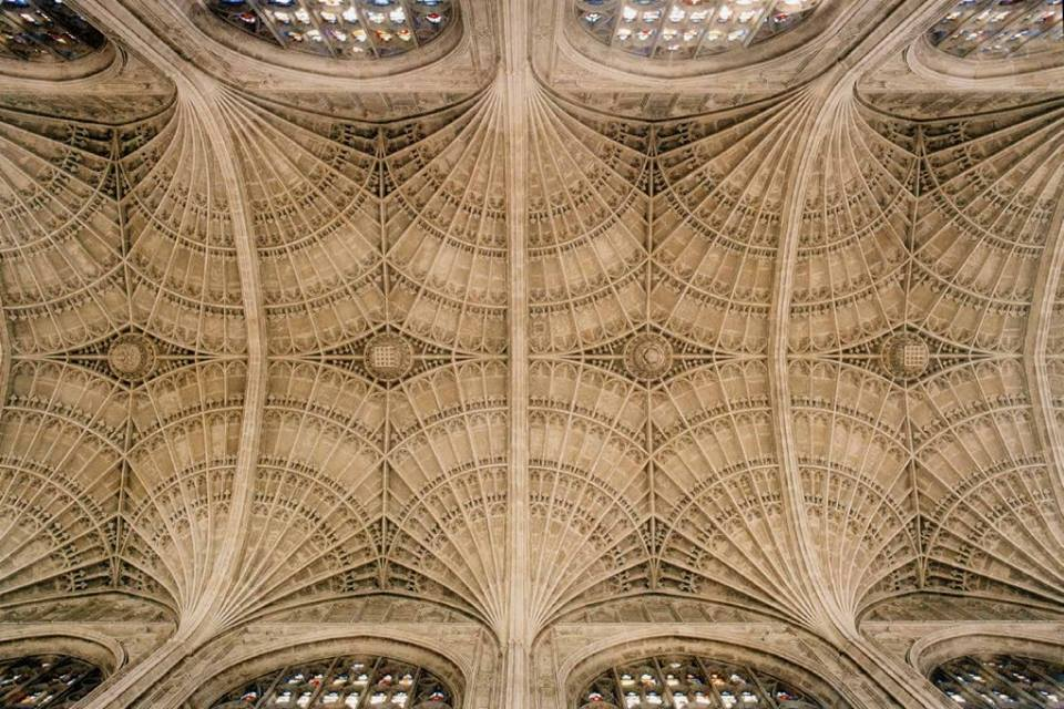 RT @areasvellas: King's College Chapel,…