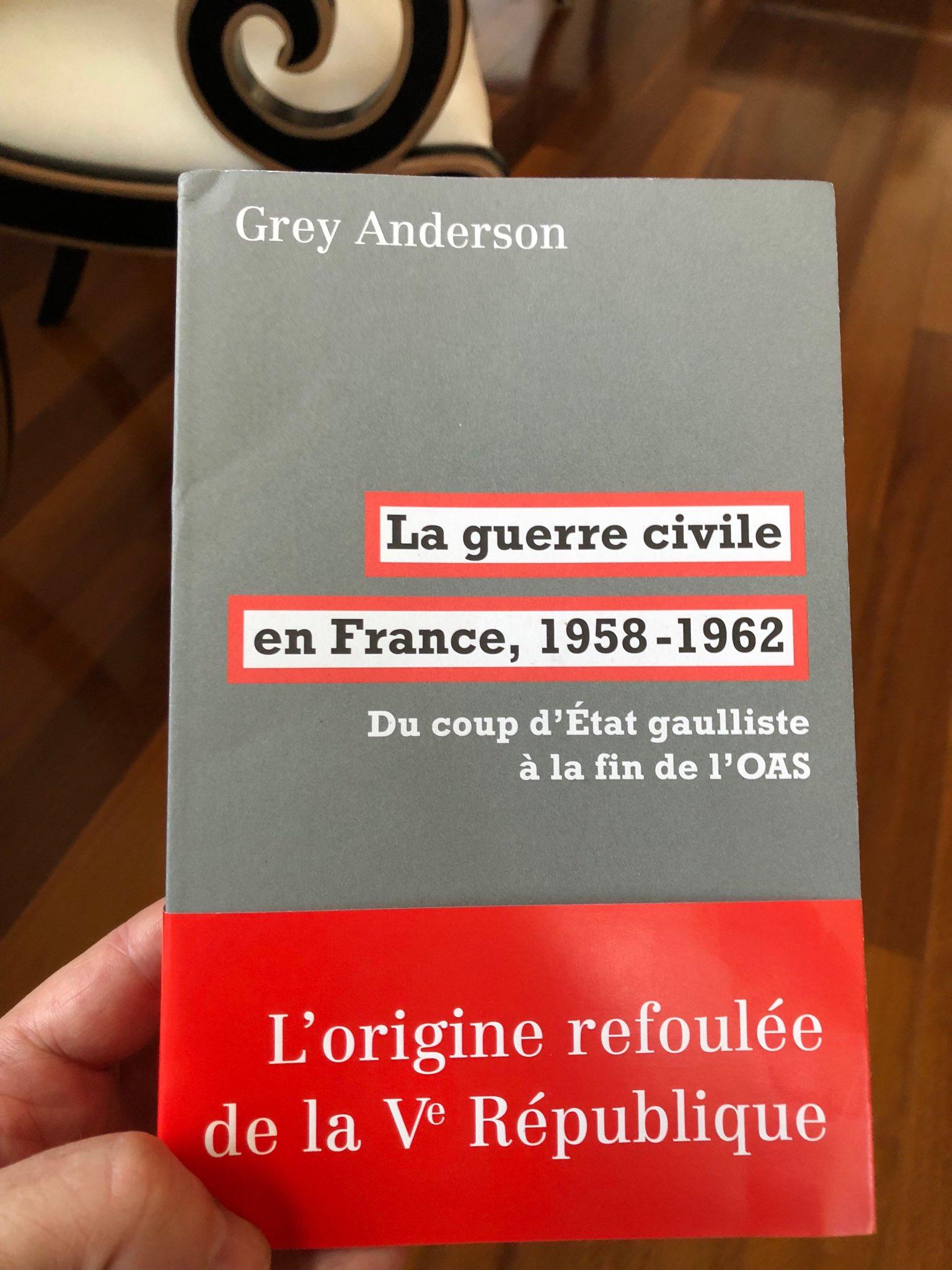 Grey Anderson's brilliant new book…