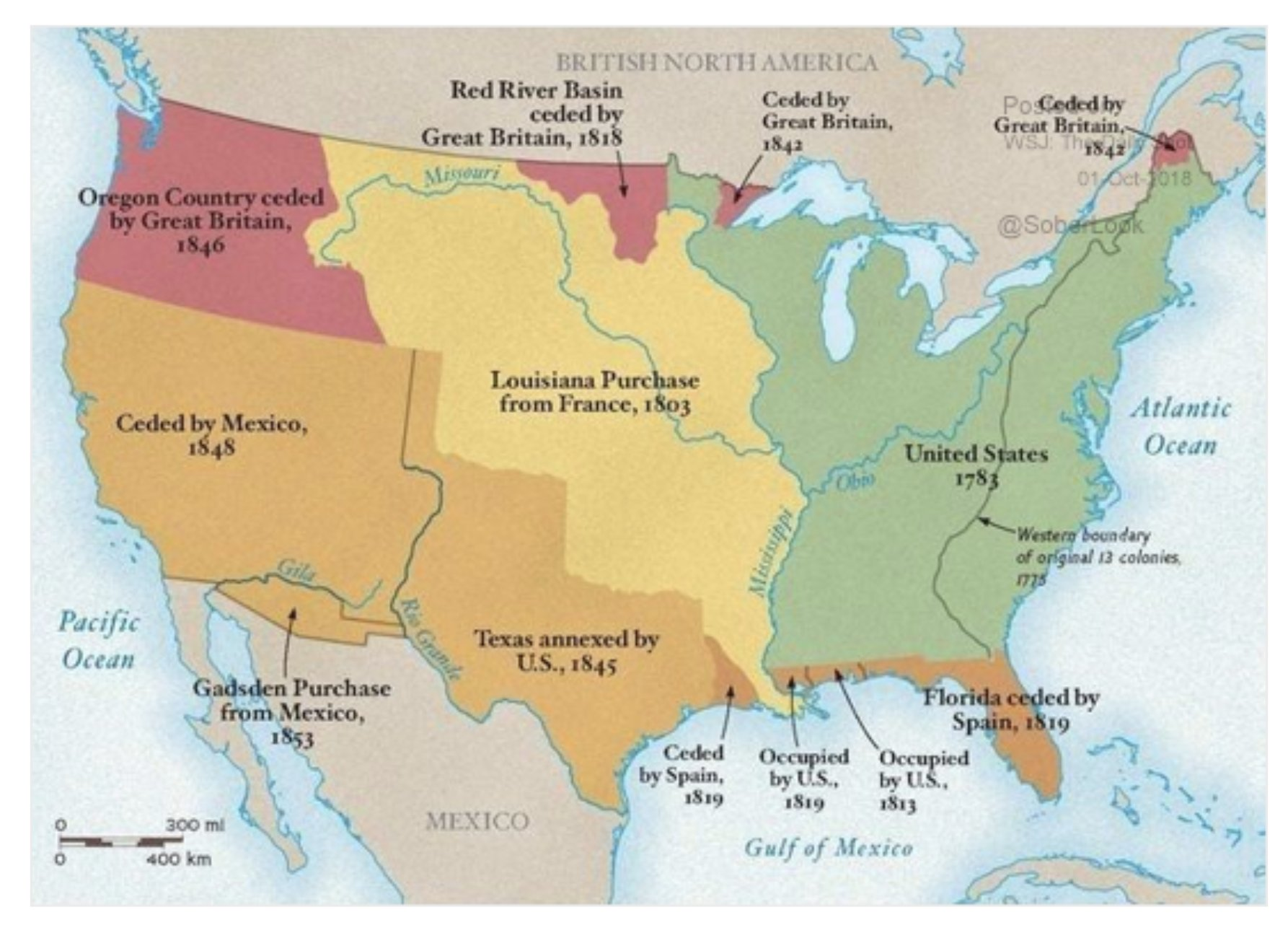 America's 19th century expansion in…