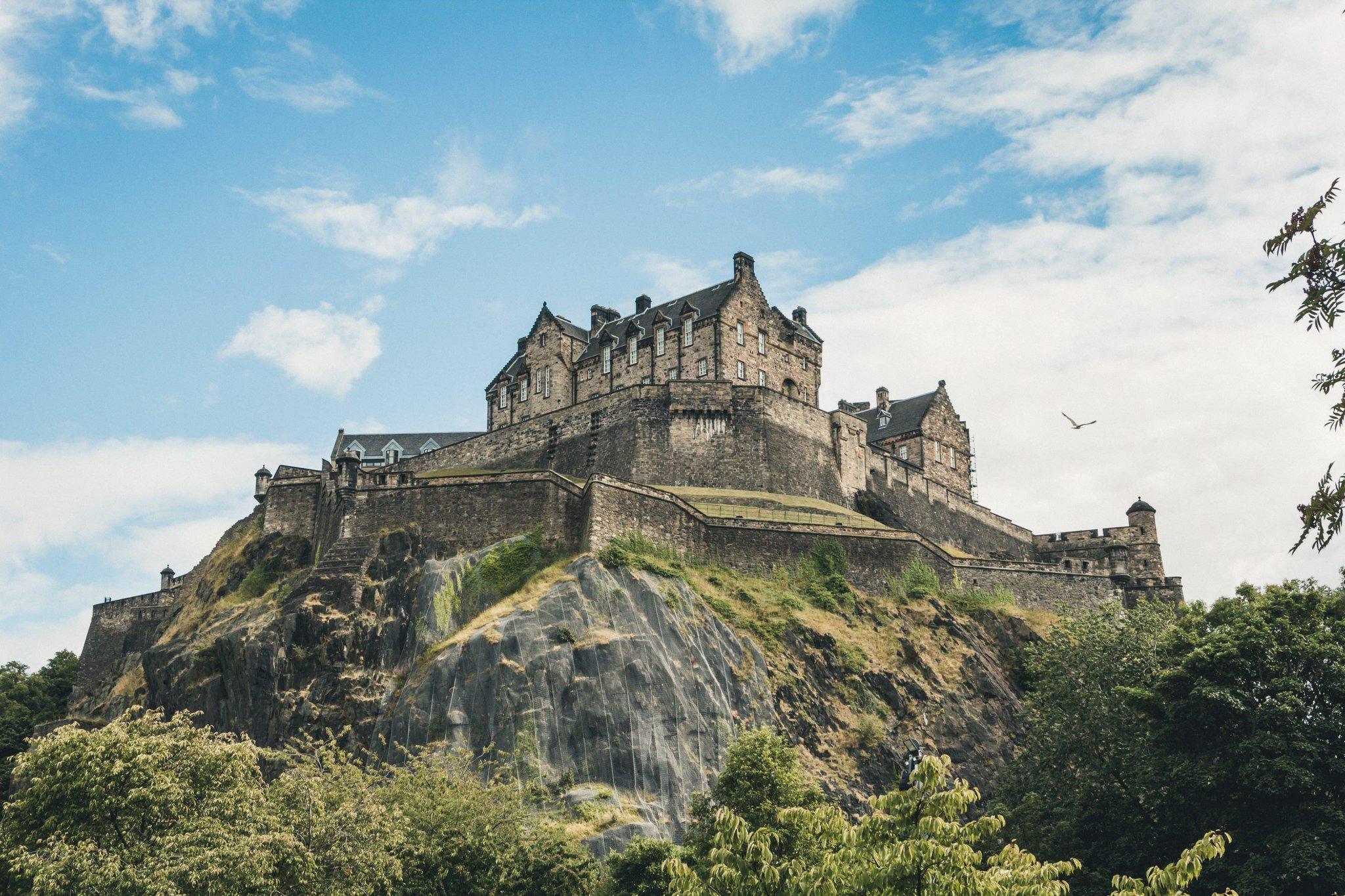 Travel: Scottish History Trip with…