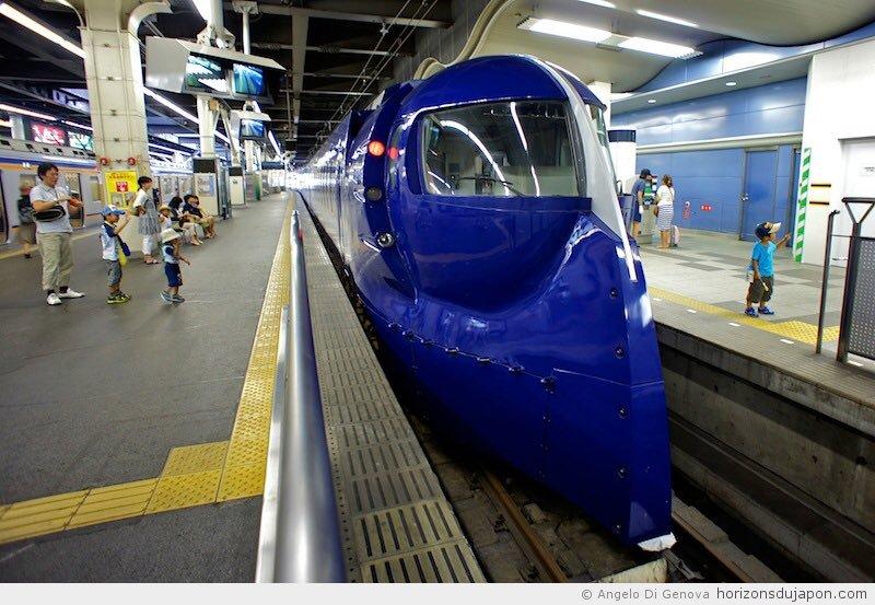 RT @Furmadamadam: Kansai Airport Express…