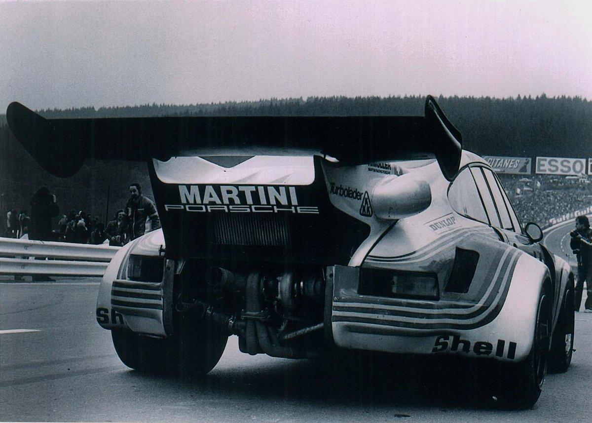 RT @historylvrsclub: Porsche RSR Carrera…